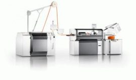 Schleuniger's Prefeeder4650, MegaStrip9650 and CableCoiler4000 products.