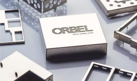 Figure 1: Various board level shields available from Orbel Corporation. Board level shielding (BLS) can be manufactured in one-piece, two-piece, multi-cavity and custom configurations.
