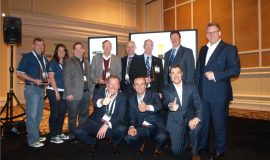 Harting announced its annual North American distributor awards during the EDS event.