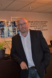 IMS president and founder David Elhard.