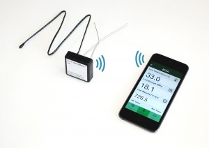 ~OCM Manufacturing SmartRock wireless sensor