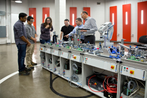 Seneca Mechatronics Demonstration and Simulation Lab 3