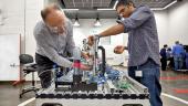 Seneca Mechatronics Demonstration and Simulation Lab 4