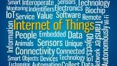 Internet of Things word cloud