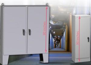 Hammond taller modified enclosures
