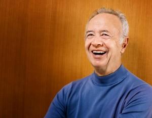 Silicon Valley elder statesman Andy Grove. REUTERS/Courtesy Intel