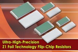 VPG Foil Resistors FRFC Series.