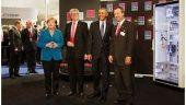 Rittal visit with Obama Merkel @ hannover