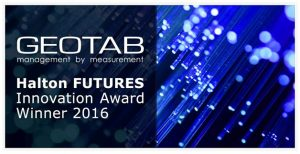 Geotab halton tech award