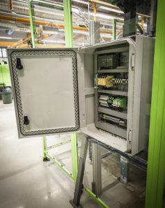 Fibox ARCA non corrosive electrical cabinets Foremost