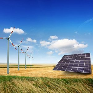 The zinc-ion battery could help enable communities move into production of renewable wind and solar energy.