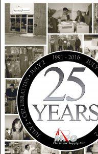 MRo 25 years