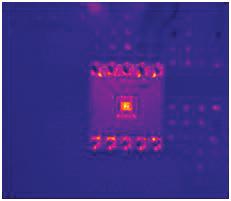 Figure 4: Powered resistor set.