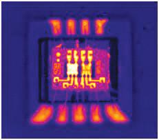 Figure 5: Powered resistor set with macro lens.
