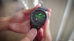 The Samsung Gear S3 is now available for preorders. It is expected to be released by the middle of the month. (Photo: Android Authority/YouTube)