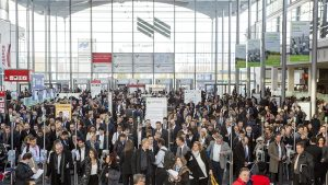 Approximately 73,000 visitors from 88 countries attended electronica 2016.