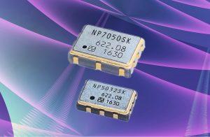 NDK Multi-Mode Crystal Timing Oscillators
