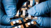 High-precision control of printed electronics (Fig 1 flex pcb)