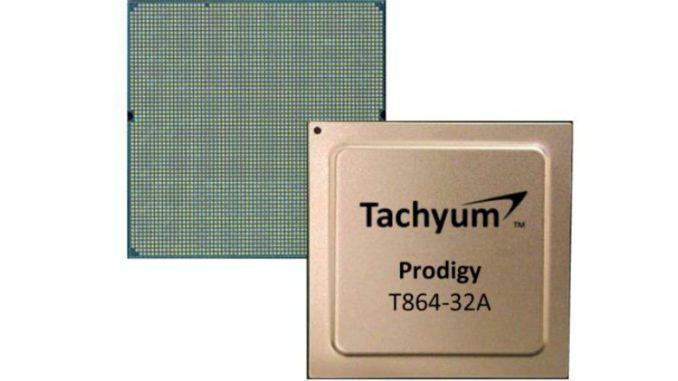 Tachyum demo shows Prodigy will be faster than NVIDIA and Intel chips thumbnail
