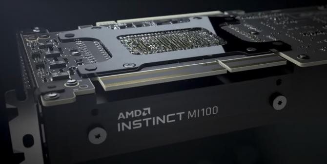 AMD launches world's fastest GPU for scientific research