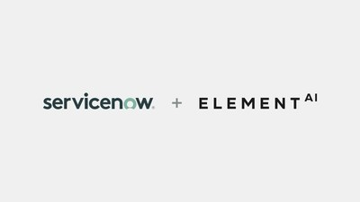 ServiceNow to acquire AI pioneer Element AI thumbnail