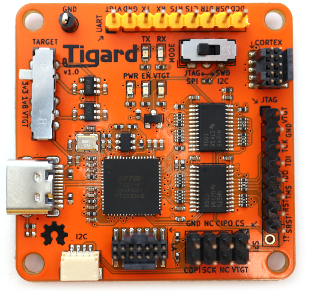Tigard Open Source Hardware Fig 1