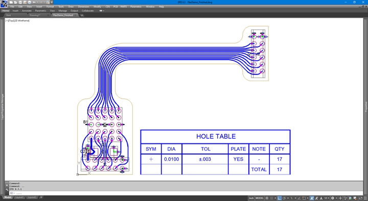 CAD Design Software Flex