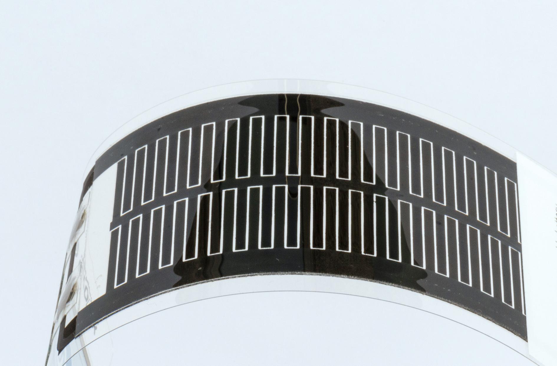 printed rechargeable batteries flexible sensors TAeTTOOz
