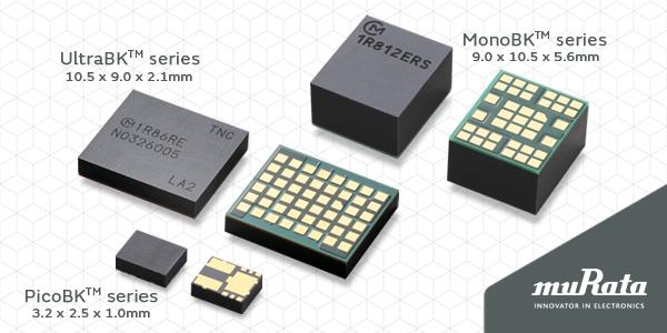 Murata UltraBK MonoBK PicoBK series