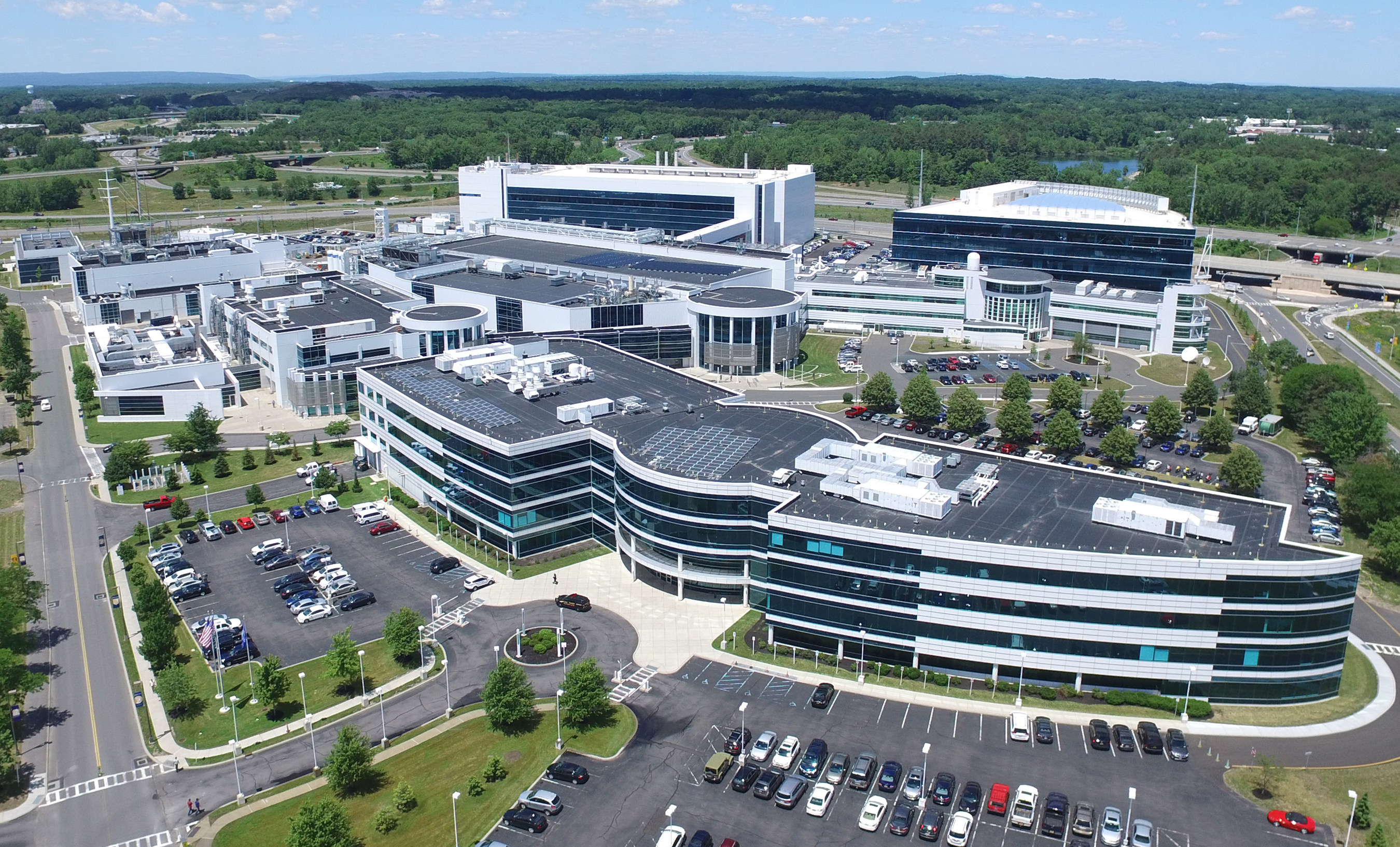IBM Research Albany Exterior 1