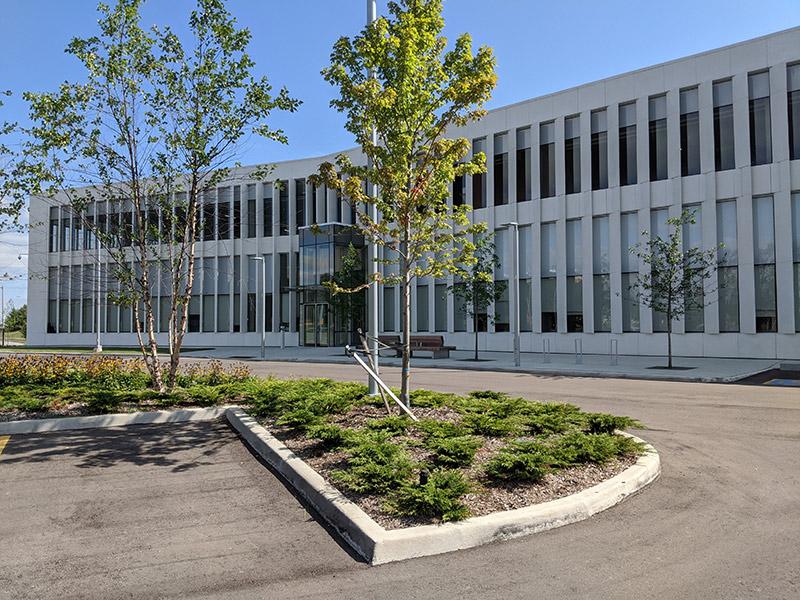 NRC building 2
