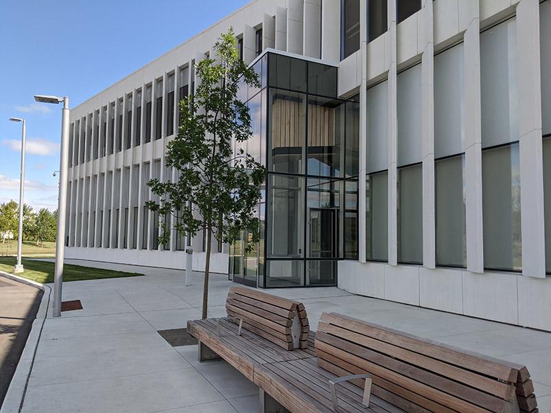 NRC building exterior