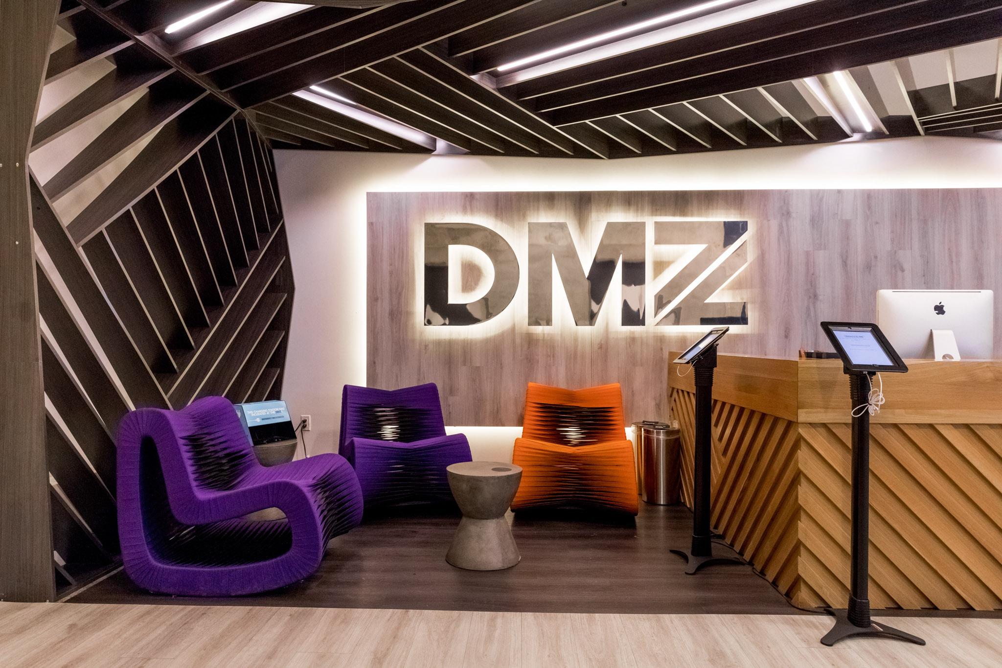 DMZ Ryerson Incubator 1