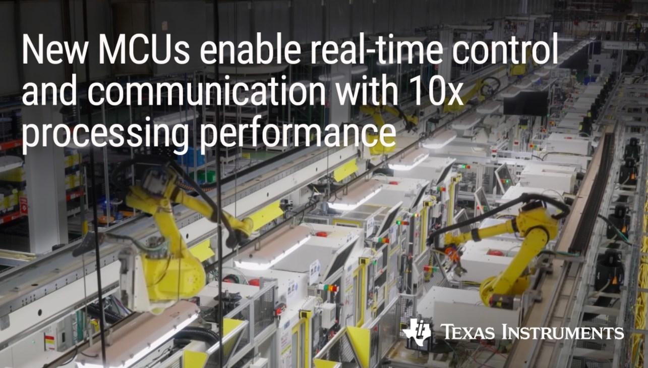 Texas Instruments graphic
