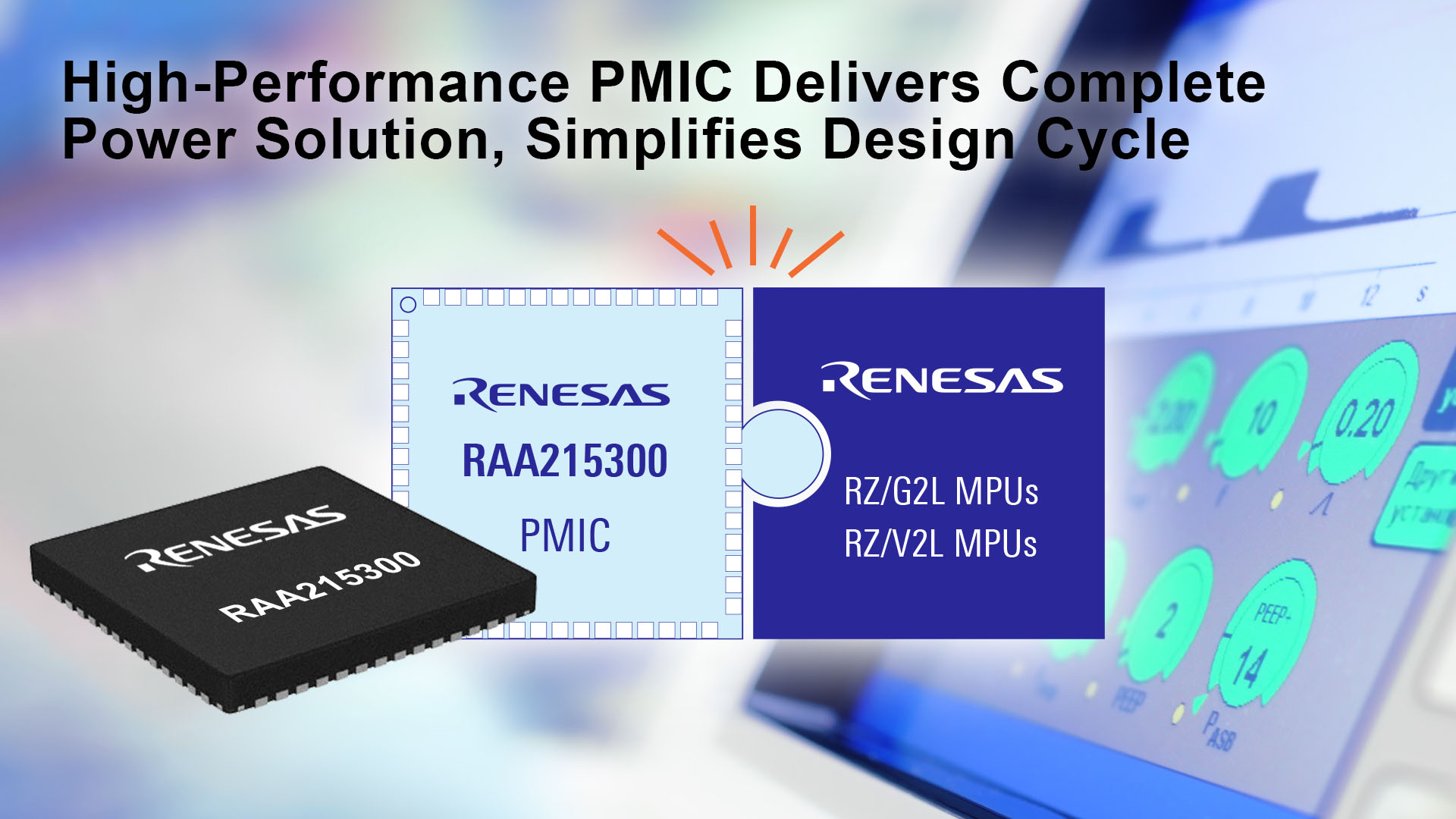 Renesas RAA215300 PMIC