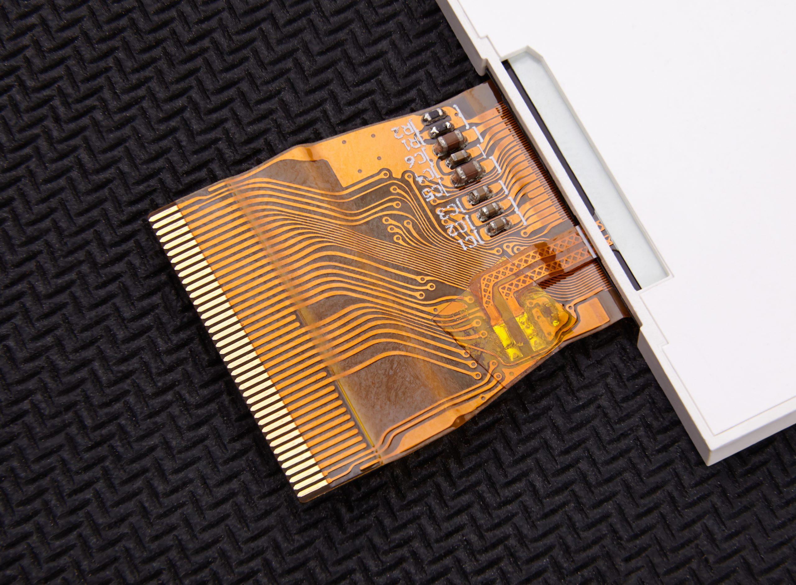 flexed circuit