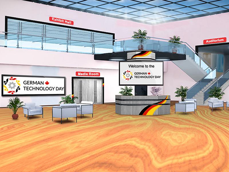 GTD Virtual Lobby